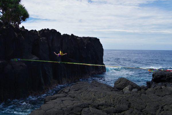 Coco Giro au Cap Méchant - La Réunion 974