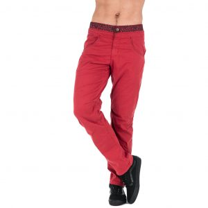 MEN SAHEL PANT BRICK-focus