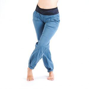 WOMEN DUNE PANT GREY BLUE